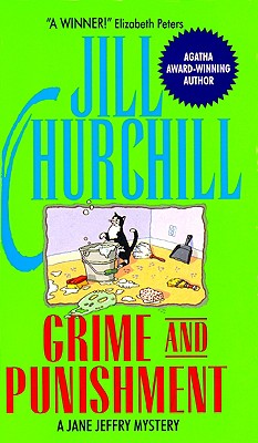 Grime and Punishment - Churchill, Jill