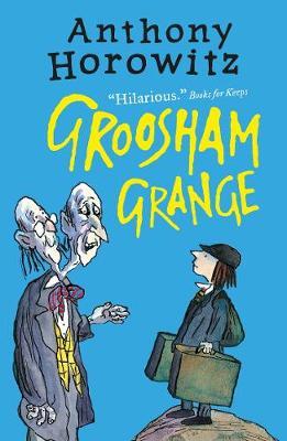 Groosham Grange - Horowitz, Anthony