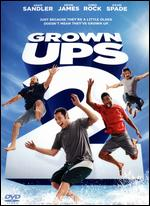 Grown Ups 2 [Includes Digital Copy] [UltraViolet] - Dennis Dugan