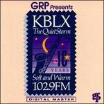 GRP Presents KBLX: The Quiet Storm - Soft and Warm