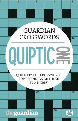 Guardian Quiptic Crosswords: 1 - Stephenson, Hugh