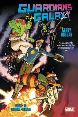 Guardians of the Galaxy by Gerry Duggan Omnibus - Duggan, Gerry (Text by)