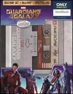 Guardians of the Galaxy [Includes Digital Copy] [3D] [Blu-ray/DVD] [Only @ Best Buy] [Steelbook] - James Gunn