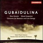 Gubaidulina: Works for bassoon