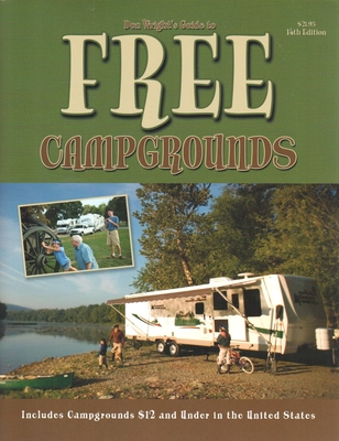Guide to Free Campgrounds - Wright, Don