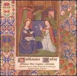 Guillaume Dufay: Missa Ave regina celorum