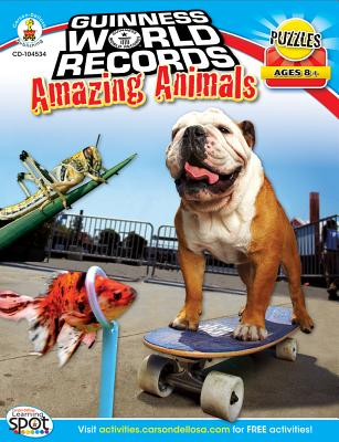 Guinness World Records(r) Amazing Animals, Grades 3 - 5 - Shiotsu, Vicky, and Pearson, Shirley, and Guinness World Records