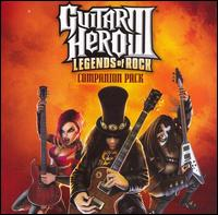 Guitar Hero III: Legends of Rock - Original Video Game Soundtrack