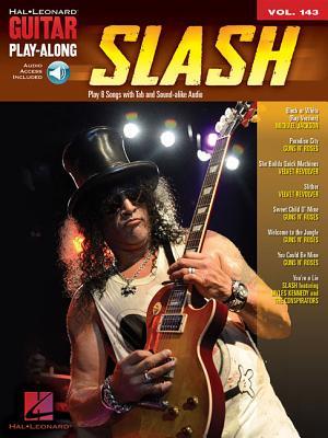 Guitar Play-Along Volume 143: Slash (Book/Online Audio) - Slash (Creator)