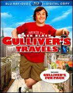 Gulliver's Travels [Includes Digital Copy] [Blu-ray/DVD]