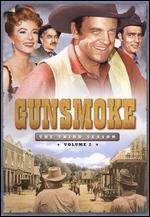 Gunsmoke: The Third Season, Vol. 2 [3 Discs] -