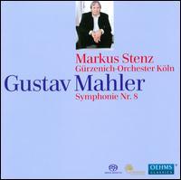 Gustav Mahler: Symphonie Nr. 8 - Anna Palimina (soprano); Barbara Haveman (soprano); Brandon Jovanovich (tenor); Christiane Oelze (soprano);...