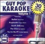 Guy Pop Karaoke, Vol. 1