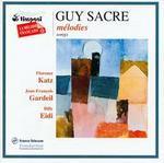 Guy Sacre: Mélodies