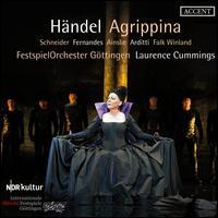 Händel: Agrippina - Christopher Ainslie (counter tenor); Ida Falk Winland (soprano); Jake Arditti (counter tenor); João Fernandes (bass);...