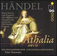 Händel: Athalia, HWV 52 - Martin Oro (alto); Olga Pasiecznik (soprano); Simone Kermes (soprano); Thomas Cooley (tenor); Trine Wilsberg Lund (soprano);...