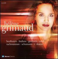 Hélène Grimaud plays Beethoven, Brahms, Gershwin and others - Hélène Grimaud (piano)