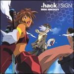 .hack//Sign: Original Soundtrack [Original Soundtrack]