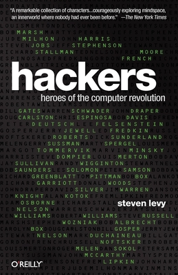 Hackers - Levy, Steven, Mr., MBA, Jd