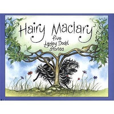 NEW, LYNLEY DODD, HAIRY MACLARY MINI BOARDED BOOK. 9 BY 9CM