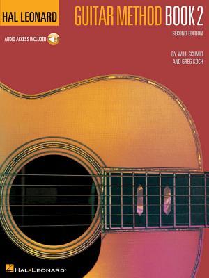 Hal Leonard Guitar Method Book 2: Book/Online Audio - Schmid, Will, and Koch, Greg