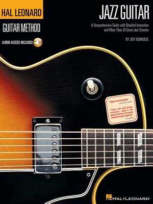 Hal Leonard Guitar Method Jazz Guitar - Jeff, Schroedl