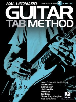 Hal Leonard Guitar Tab Method. Book Two - Schroedl, Jeff