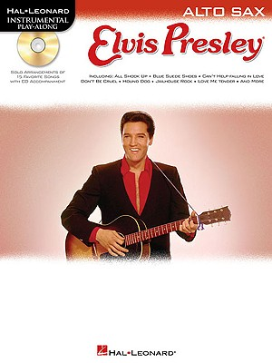 Hal Leonard Instrumental Play-Along: Elvis Presley (Alto Saxophone) -