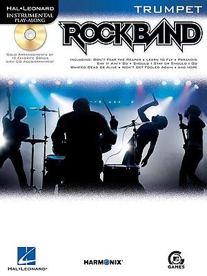 Hal Leonard Instrumental Play-Along: Rock Band (Trumpet) - Hal Leonard Corp (Creator)
