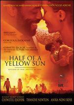Half of a Yellow Sun - Biyi Bandele