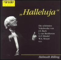 Halleluja - Stuttgart Bach Collegium; Frankfurter Kantorei (choir, chorus); Gächinger Kantorei Stuttgart (choir, chorus);...