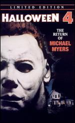 Halloween 4: The Return of Michael Myers [Limited Edition Tin]