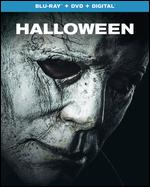 Halloween [Includes Digital Copy] [Blu-ray/DVD] - David Gordon Green