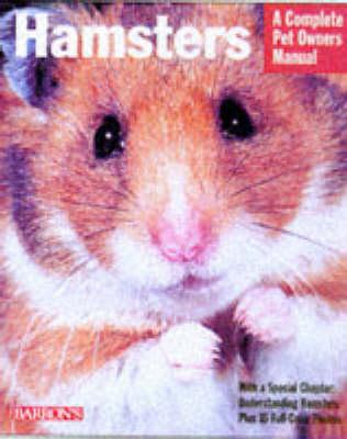 Hamsters - Von Frisch, Otto, and Frisch, Otto Von