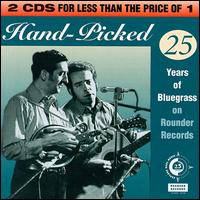 Hand Picked: 25 Years of Bluegrass on Rounder Records - Various Artists