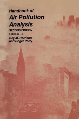 Handbook of Air Pollution Analysis - Harrison, Roy M (Editor)