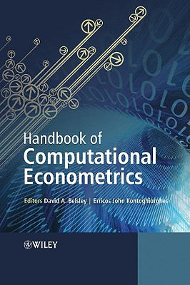 Handbook of Computational Econometrics - Belsley, David A (Editor)