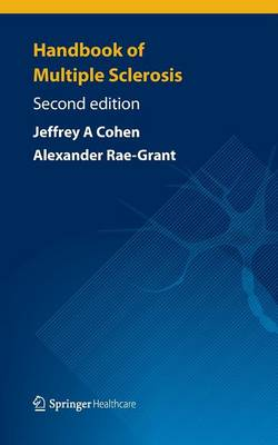 Handbook of Multiple Sclerosis - Cohen, Jeffrey A., and Rae-Grant, Alexander
