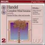 Handel: Complete Wind Sonatas