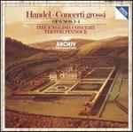 Handel: Concerti Grossi, Op. 6 Nos. 1-4