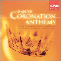 Handel: Coronation Anthems - David Blackadder (trumpet); Michael George (bass); Robin Blaze (counter tenor); Susan Gritton (soprano);...