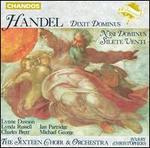 Handel: Dixit Dominus; Nisi Dominus; Silete Venti