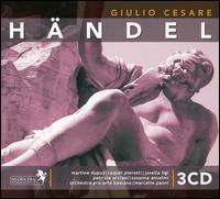 Handel: Giulio Cesare - Giuseppe De Matteis (bass); Josella Ligi (soprano); Martine Dupuy (alto); Patrizia Orciani (soprano); Pietro Spagnoli (bass);...