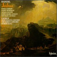 Handel: Joshua - Aidan Oliver (treble); Emma Kirkby (soprano); James Bowman (counter tenor); John Mark Ainsley (tenor);...