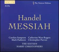Handel: Messiah [Includes Bonus CD] - Andrew Lawrence-King (harp); Carolyn Sampson (soprano); Catherine Wyn-Rogers (alto); Christopher Purves (bass);...