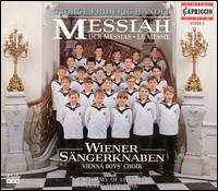 Handel: Messiah - Charles Humphries (counter tenor); Christopher Pigram (trumpet); Ivan Sharpe (tenor); Martin Schebesta (harpsichord);...