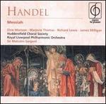 Handel: Messiah - Elsie Morison (soprano); Eric Chadwick (organ); James Milligan (bass); Marjorie Thomas (contralto); Richard Lewis (tenor);...