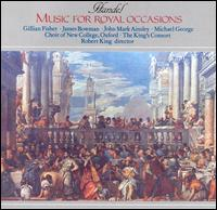 Handel: Music for Royal Occasions - Crispian Steele-Perkins (trumpet); Gillian Fisher (soprano); James Bowman (counter tenor); James Bowman (alto);...