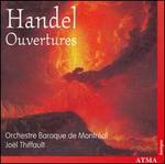 Handel: Ouvertures