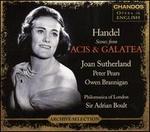 Handel: Scenes from Acis and Galatea